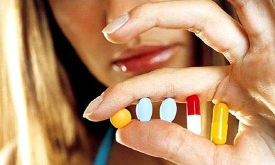 Фото:Таблетки от миомы матки