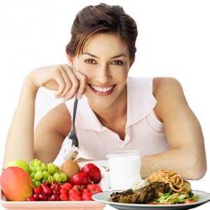 Фото:Правильное и сбалансированное питание при миоме матки